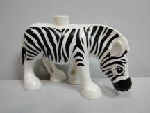 Lego Duplo zebra