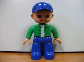 Lego Duplo ember - fiú (sötét n. ! )