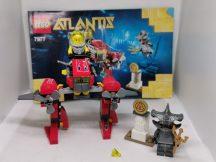 Lego Atlantis - Tengerfenék lépegető 7977 (katalógussal)