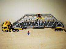 LEGO CITY Heavy loader - Nehéz rakodó 7900 (kicsi hiány, eltérés) (katalógussal)