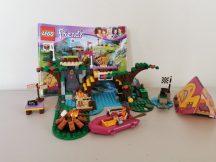 Lego Friends - Csónakázás a kalandtáborban 41121 (doboz+katalógus) (pici eltérés)