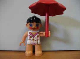 Lego Duplo ember + esernyő