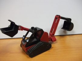 Lego Duplo Bob Mester - Benny, a lánctalpas markoló