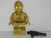 Lego figura Star Wars - C-3PO (sw700)