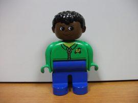 Lego Duplo ember - fiú (néger)