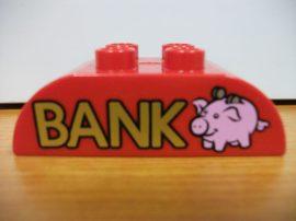 Lego Duplo képeskocka - bank
