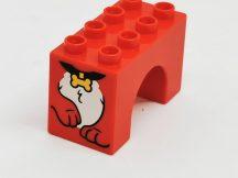 Lego Duplo képeskocka - kutya