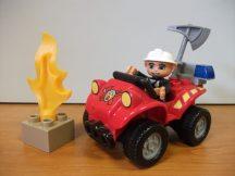 LEGO Duplo - Tűzoltóparancsnok 5603