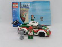 LEGO City - Versenyautó (60053) (katalógussal)
