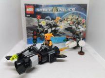 Lego Space Police - Freeze Ray Frenzy 5970 (katalógussal)