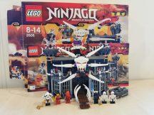 Lego Ninjago - Garmadon sötét erődje 2505 (doboz+katalógus)