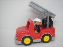Lego Duplo tűzoltóautó 10593 készletből