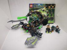 LEGO Chima - Scorm skorpiófullánkja 70132 (katalógussal) (kicsi eltérés)