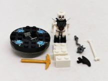 LEGO Ninjago - Bonezai fehér csontváz (2115)