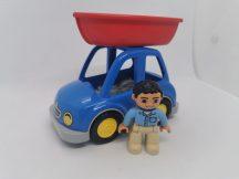 Lego Duplo Autó Csónakkal és figurával a 10583-as szettből