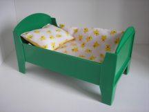 Lego Duplo Dolls ágy+ágynemű szett