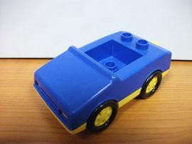 Lego Duplo Autó (kék )
