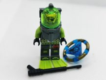 Lego Atlantis figura - Búvár, Diver Ace Speedman (atl005)