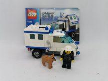 Lego City - Rendőkutyás Egység 7285 (katalógussal)
