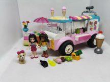 Lego Friends - Emma fagylaltos kocsija 10727