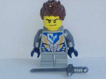 Lego Nexo Knights figura - Kid Clay (fején rágás nyom) (nex058)