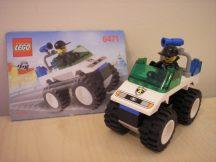 Lego System - 4WD Police Patrol 6471