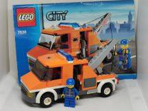 Lego City - Tow Truck 7638 (katalógussal)