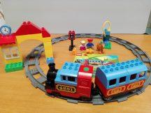 Lego Duplo Első Vasútkészletem 10507 (katalógussal)