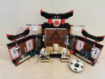 LEGO Ninjago - Spinjitzu dódzsó (2504) (katalógussal)