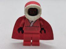 Lego Star Wars figura - Santa Darth Maul RITKA (sw423) (arcuk kicsit más)