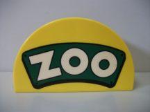 Lego Duplo képeskocka - zoo