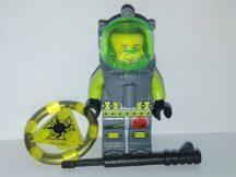Lego Atlantis figura - Búvár, Atlantis Diver 4 (atl006a)