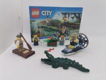 Lego City Mocsári rendőrség 60066 (katalógussal)