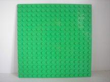 Lego Friends - Alaplap 16*16 (világos zöld)