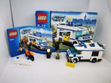 Lego City - Fogolyszállítmány 7286 (Doboz+katalógus)