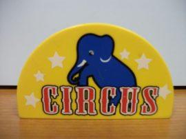 Lego Duplo képeskocka - circus