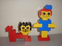 Lego Duplo - Kislány és a macska 1595