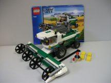 Lego City - Kombájn 7636 (katalógussal)