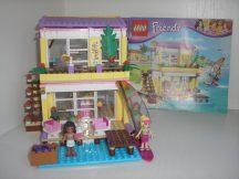 Lego Friends - Stephanie tengerparti háza 41037 (doboz+katalógus)