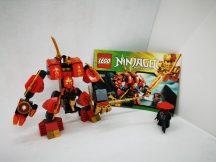 LEGO Ninjago - Kai Tűzgépe 70500 (katalógussal)