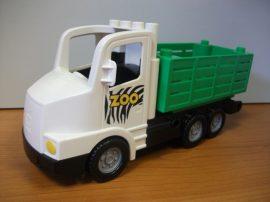 Lego Duplo Zoo autó, állatkerti furgon 6172 készletből