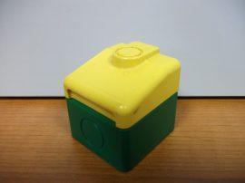 Lego Duplo Vonat elem (zöld)