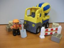 Lego Duplo - Betonkeverő gép 4976