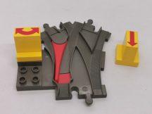 Lego Duplo váltó (barnás szürke) + ajándék nyíl