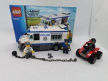 Lego City - Rabszállító 60043 (katalógussal)