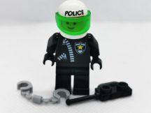 Lego Town Figura - Rendőr (cop038)