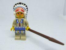 Lego Western figura - Indián (ww024)