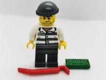 Lego City Figura - Rab (cty0457)