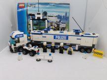 Lego City - Rendőrségi Teherautó 7743 (katalógussal, 1-es katalógus hiányzik) !