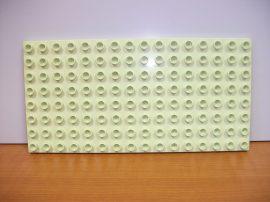 Lego Duplo Alaplap 8*16 os (zöldes)
